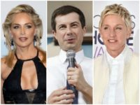 Sharon Stone, Ellen DeGeneres Among Hollywood Stars Opening Wallets to Pete Buttigieg