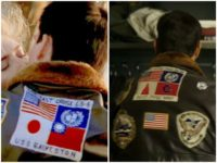Hayward: 'Top Gun' Sequel Drops Japanese, Taiwanese Flags from Maverick's Jacket to Appease China