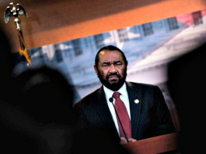Al Green's Articles of Impeachment Fail 332-95; 137 Democrats Vote to Set Aside