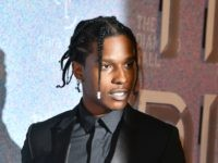 ASAP Rocky attends Rihanna's 4th Annual Diamond Ball at Cipriani Wall Street on September 13, 2018 in New York City. (Photo by Angela Weiss / AFP) (Photo credit should read ANGELA WEISS/AFP/Getty Images)