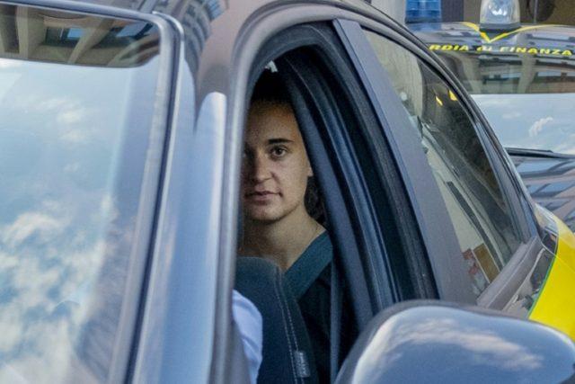 Italian judge says German migrant rescue captain free to go