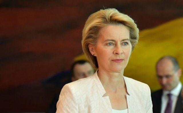 Tensions in Merkel's cabinet over von der Leyen nomination