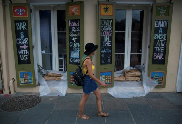 Braced for Barry: New Orleans girds for 'extreme' storm