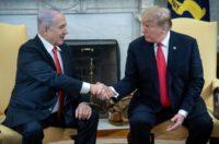 Trump, Netanyahu spoke about Iran's 'malign' acts