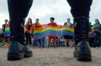 Russia launches criminal case over gay couple's adoption