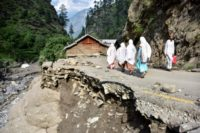 'My entire world was gone': floods devastate northern Pakistan