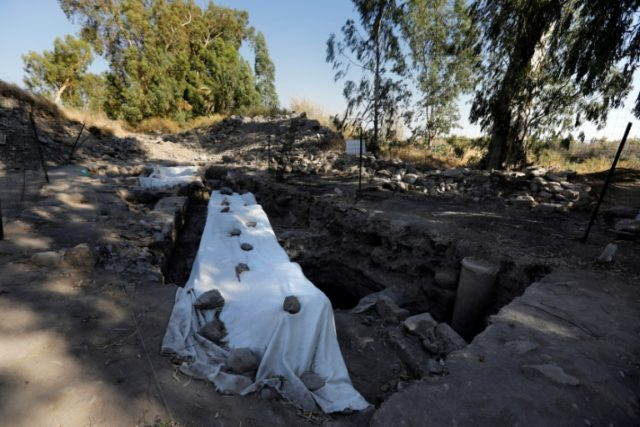 Shrine to Apostle Peter unearthed: Israeli archaeologist