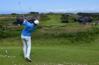 Stanley unrepentant over 'fore' controversy with MacIntyre at British Open