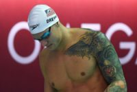 Dressel turns to martial arts book to restore calm