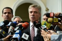 Expelled German ambassador returns to Venezuela