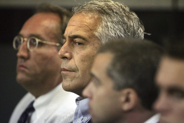 Financier Jeffrey Epstein arrested on sex charges