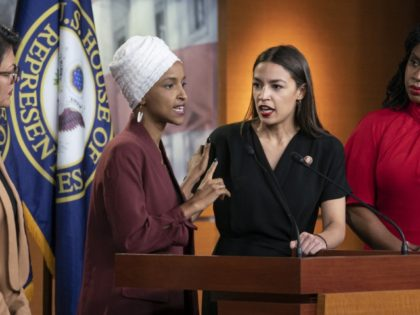 Nolte: Democrat 'Squad' Refuses to Denounce Violent Extremism by Antifa, Al-Qaeda