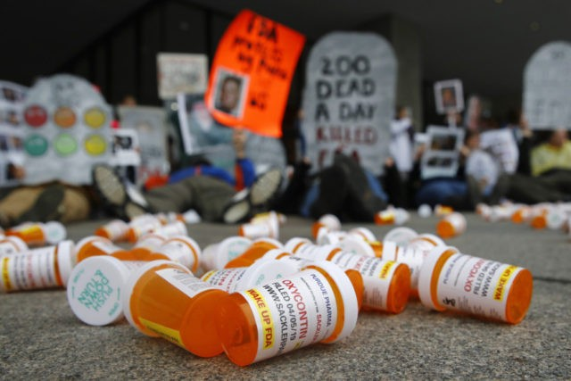 Overdose Deaths Fall for First Time in Decades