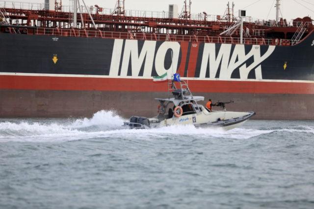 Omani diplomat in Iran amid tanker crisis in Persian Gulf
