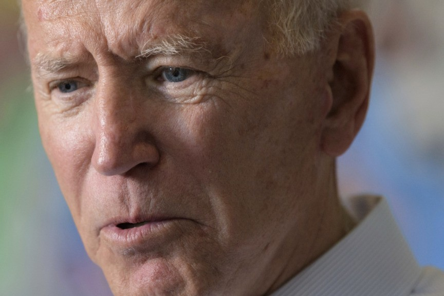 Joe Biden's Team Attacks Media for Focusing on Gaffes