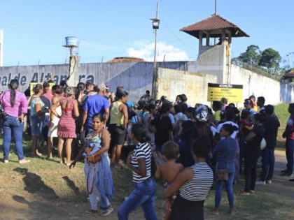 Officials say 57 dead in Brazil prison riot; 16 decapitated