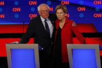 Politico: Warren Using Sanders as a 'Human Shield'