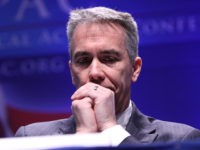 Congressman Joe Walsh of Illinois speaking at CPAC 2011 in Washington, D.C.
