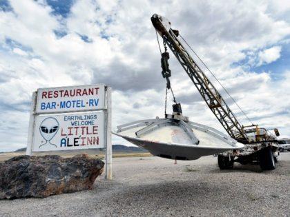 A bar near Area 51