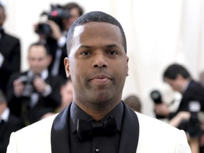 A. J. Calloway attends The Metropolitan Museum of Art's Costume Institute benefit gala celebrating the opening of the Rei Kawakubo/Comme des Garçons: Art of the In-Between exhibition on Monday, May 1, 2017, in New York. (Photo by Charles Sykes/Invision/AP)