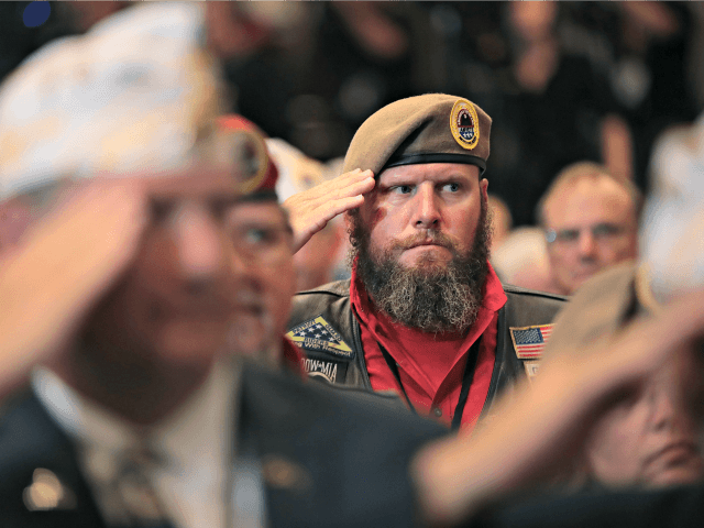 Donald Trump Cancels Federal Student Debt for Wounded Warriors
