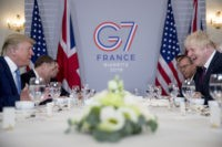 G7: Trump Says Boris 'Right Man for Job' on Brexit, Hails UK-U.S. Deal