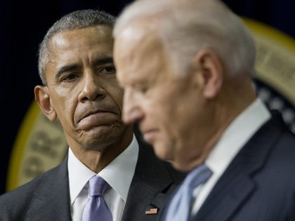 Report: Obama Warned Biden — 'You Don't Have to Do This, Joe'