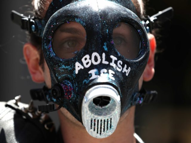 Abolish ICE (Justin Sullivan / Getty)