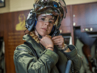 Pilot Becomes First Woman to Fly F-35 Fighter Jet for Marine Corps