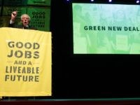 Bernie Sanders Unveils $16 Trillion Green New Deal Plan