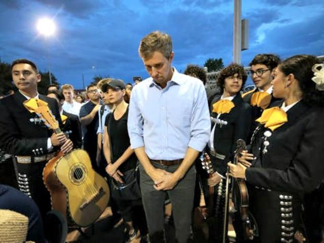 Beto O'Rourke: 'America Has More Guns Than Human Beings'