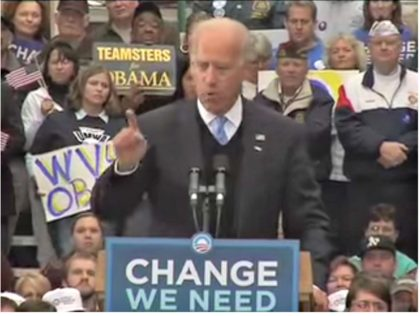 2008 Biden Attacks McCain on Coal