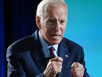 Nolte: Grandpa Joe Biden Forgot Trump's Repeatedly Condemned White Supremacism