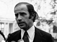 Joseph Biden, the newly-elected Democratic Senator from Delaware, is shown in Washington, Dec. 12, 1972. (AP Photo/Henry Griffin)