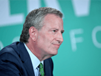 De Blasio: 'What We're Seeing Here' with Isaias 'Is the Result of Global Warming'