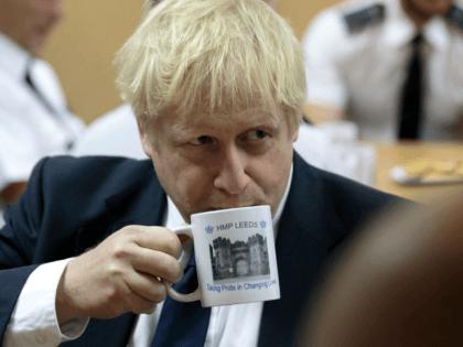 Boris HMP Leeds