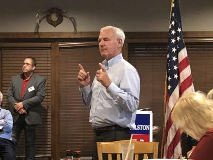 Rep. Bradley Byrne speaks in Priceville, AL, 8/27/2019