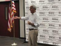 Rep. Bradley Byrne (R-AL) in Hoover, AL,
