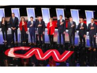 CNN Democrat Debate