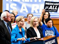 Some Democratic primary winners in competitive House districts are running on Medicare for All. (Photo: Bill Clark/CQ Roll Call via Getty)