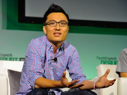 DoorDash CEO Tony Xu