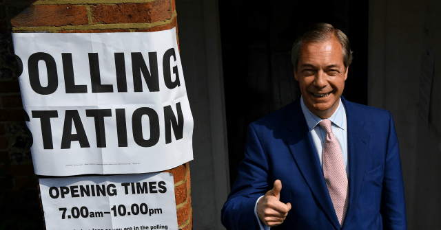 Brexit Party Torn on Whether to Run Everywhere or Focus on 20-30 Labour Leave Seats