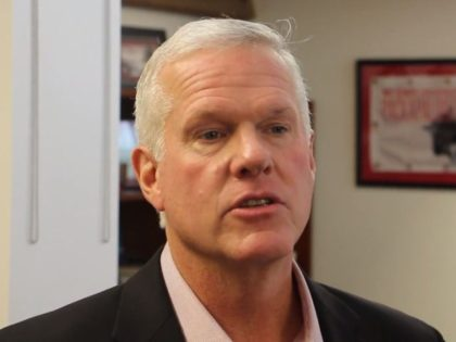 Former NC State Vice Chancellor Mike Mullen