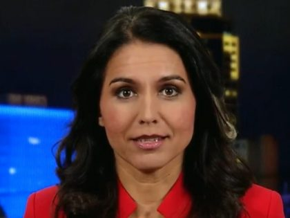 Rep. Tulsi Gabbard on FNC, 8/29/2019