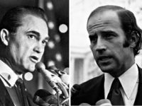 George Wallace 1968, Joe Biden 1972