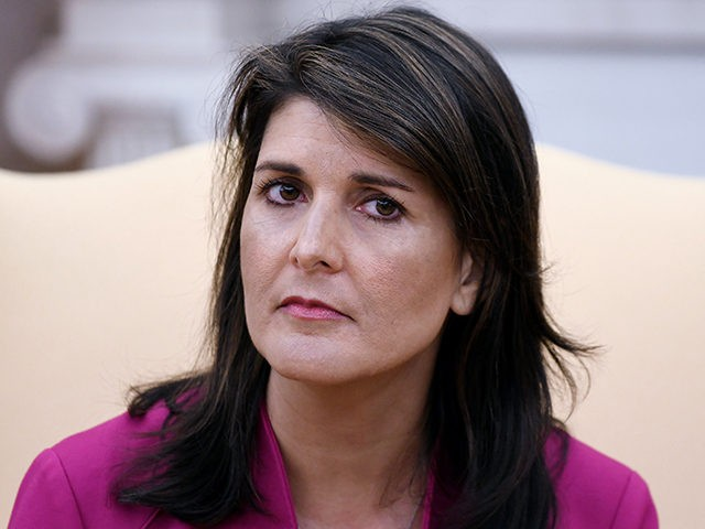 BREITBART – Nikki Haley Raked In $256K From Boeing In Midst Of 737 Max Scandal