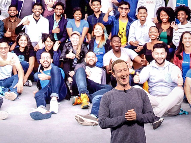 Facebook CEO Mark Zuckerberg is applauded as he delivers the opening keynote introducing new Facebook, Messenger, WhatsApp, and Instagram privacy features at the Facebook F8 Conference at McEnery Convention Center in San Jose, California on April 30, 2019. - Got a crush on another Facebook user? The social network will …