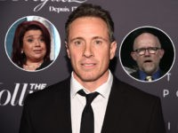 (INSETS: CNN's Ana Navarro, Rick Wilson) NEW YORK, NEW YORK - APRIL 11: Christopher Cuomo attends the The Hollywood Reporter's 9th Annual Most Powerful People In Media at The Pool on April 11, 2019 in New York City. (Photo by Theo Wargo/Getty Images for THR)