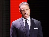NEW YORK, NEW YORK - MAY 15: Chris Cuomo of CNN's Cuomo Prime Time speaks onstage during the WarnerMedia Upfront 2019 show at The Theater at Madison Square Garden on May 15, 2019 in New York City. 602140 (Photo by Dimitrios Kambouris/Getty Images for WarnerMedia)
