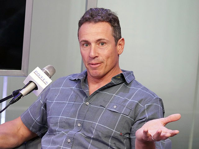 Image result for Chris Cuomo once referred to himself as 'Fredo' in radio interview